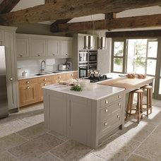 Contemporary Kitchen by David Pearl Cabinetry