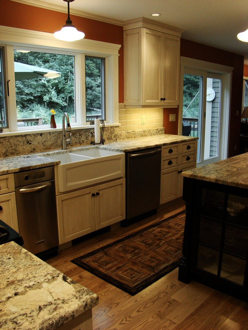 classic kitchens cabinets tile skirt kitchen design ideas renovations amp photos with 5433