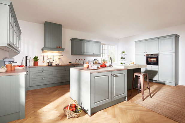 American Traditional Kitchen by SEA Group Germany