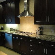 Contemporary Kitchen by fersht studio