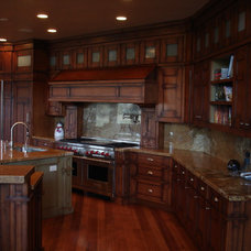 Traditional Kitchen by 3D Design View