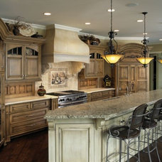 Traditional Kitchen by Profile Cabinet and Design