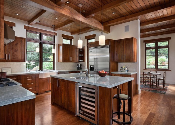 Traditional Kitchen by David Palermo Photography