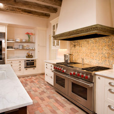Rustic Kitchen by Kitchens By Jeanne'