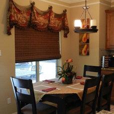 Traditional Kitchen by Rhonda Ferguson, Interiors Refined LLC