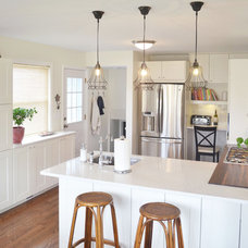 Traditional Kitchen by Design Insight Inc.