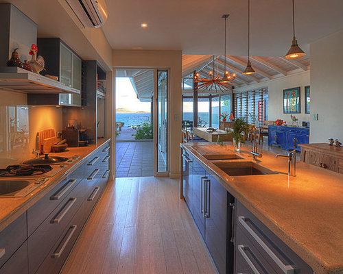 25 Best Cairns Kitchen with Concrete Benchtops Ideas, Designs ...