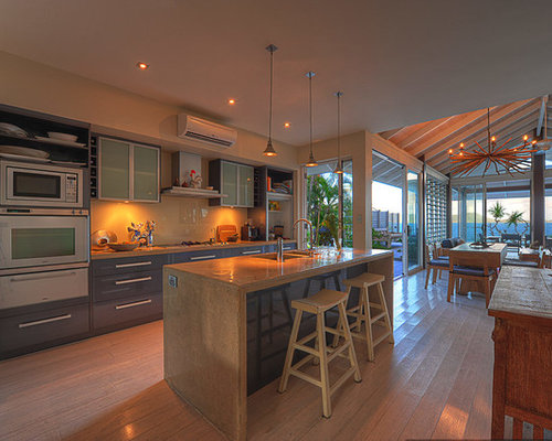 Houzz | 50+ Best Cairns Kitchen with Bamboo Floors Pictures - Cairns ...