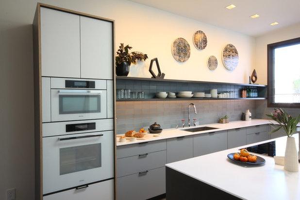 Modern Kitchen by gamble + design