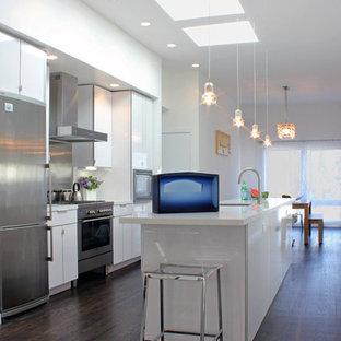 Modern Kitchen Island   Houzz