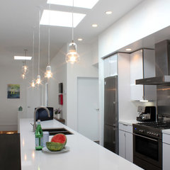 modern kitchen by Architect Andrew Morrall