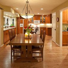 Kitchen by HighCraft Builders