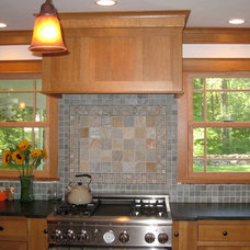 Traditional Kitchen by LDC Designs, LLC