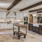 Weston Classic Traditional Kitchen Boston By