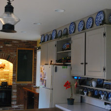 Eclectic Kitchen by misty