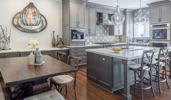Mixed Grays, a Small Chef's Kitchen with Plenty of Professional Luxuries.
