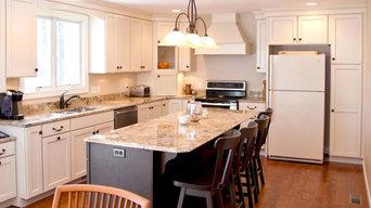 Mixed Maple Kitchen