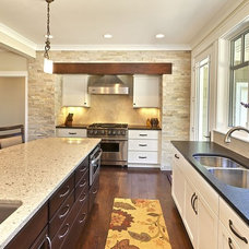 Contemporary Kitchen by Kitchen Choreography