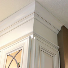 Crown Molding and Valances