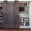 Let It Slide: 4 Beautiful Ways to Bring Barn Doors Inside