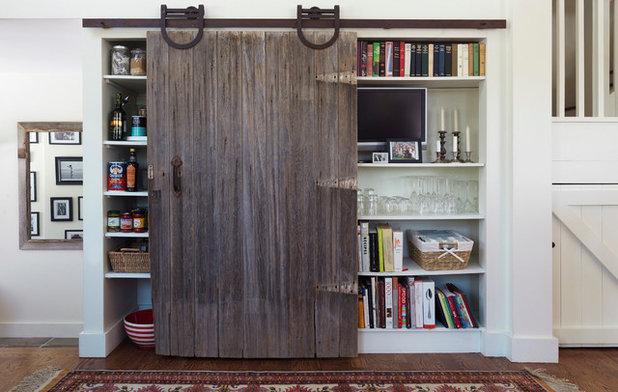 le porte scorrevoli sono brutte? no, se sono creative come queste qui - Porte Scorrevoli Cucina
