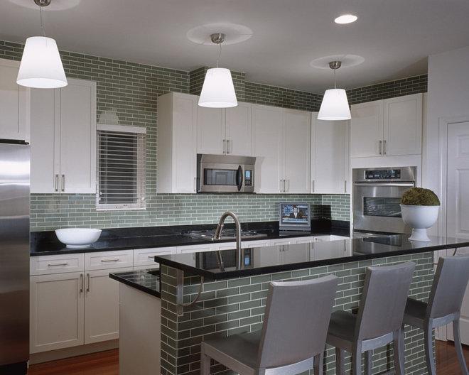 Modern Kitchen by MJ Lanphier
