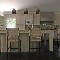 Traditional Kitchen by MJ Lanphier