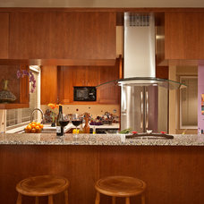 Eclectic Kitchen by MLB Design Group