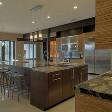 Modern Kitchen by Couture Design - Build