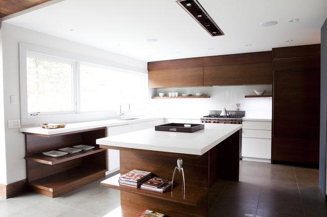 Contemporary Kitchen by Capoferro Design Build Group