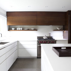 modern kitchen by Capoferro Design Build Group