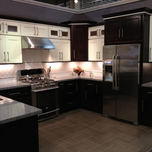 9e42198732d Kitchen - contemporary kitchen idea in San Francisco