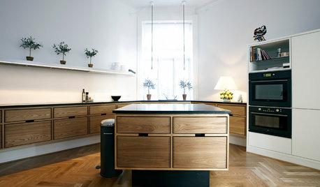 Hvor højt skal køkkenbordet egentlig være?