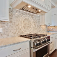 Traditional Kitchen by Bmac Interiors, LLC