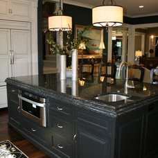 Traditional Kitchen by Prestige Homes