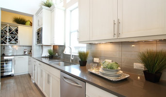 Model Home Kitchen in Englewood, CO