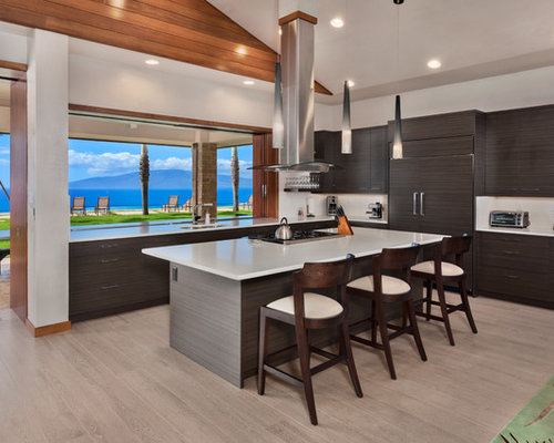 3000 Tropical Kitchen Design Ideas Remodel Pictures – Tropical Kitchens