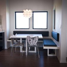 Modern Kitchen by Troxel Custom Homes