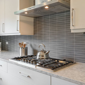 Modern & Relaxed   Kitchen Remodel