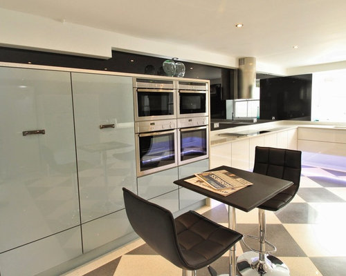 Luxury ultra moden kitchen design for Ultra modern kitchen designs luxury