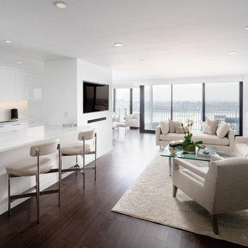 Modern Apartment, Fort Lee, NJ
