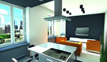 Modern apartment in tenement - Gdansk