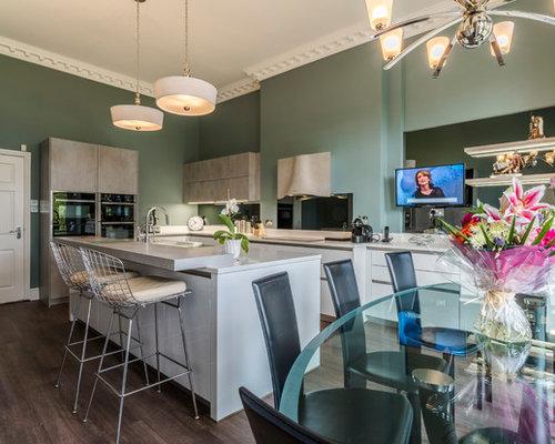 Contemporary Kitchen Design Ideas, Pictures & Inspiration