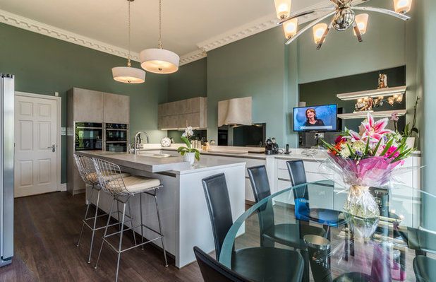 Contemporary Kitchen by John Gauld Photography