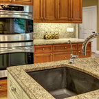 backsplash tile kitchen modern ogee drop kitchen tile backsplash contemporary 1438