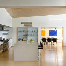 Modern Kitchen by ZeroEnergy Design