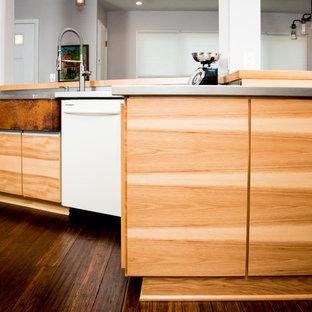 Modern Blend Kitchen Project