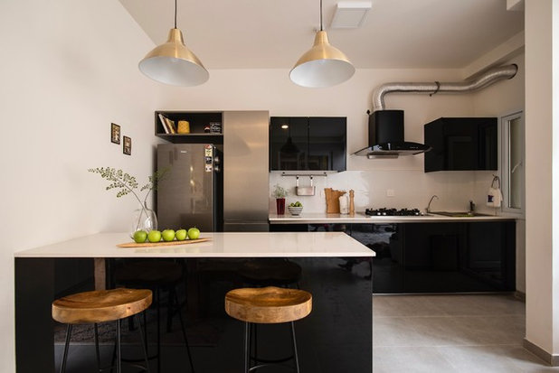 Modern Kitchen by Weespaces