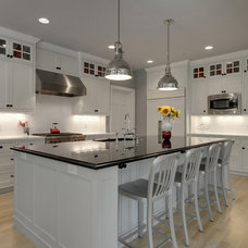Craftsman Kitchen by Great Neighborhood Homes