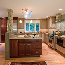Contemporary Kitchen by MLB Design Group